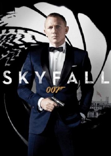 Skyfall Dvd Art 54509 | MEDIABIN