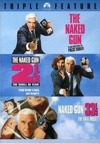 the-naked-gun-series